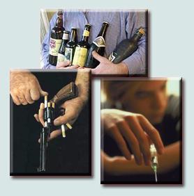 Работа с семьей при наркомании и алкоголизме